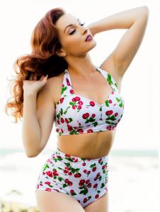 maillot de bain grande taille bikini grande taille maillot de bain deux pièces rétro