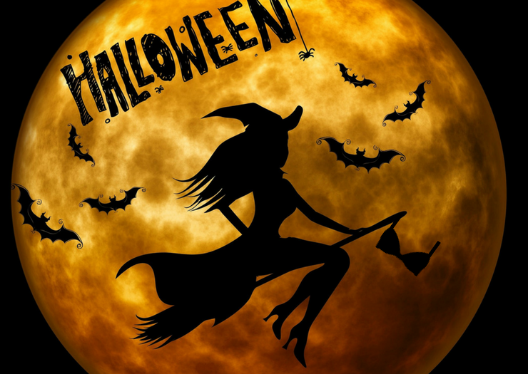LINGERIE GRANDE TAILLE halloween