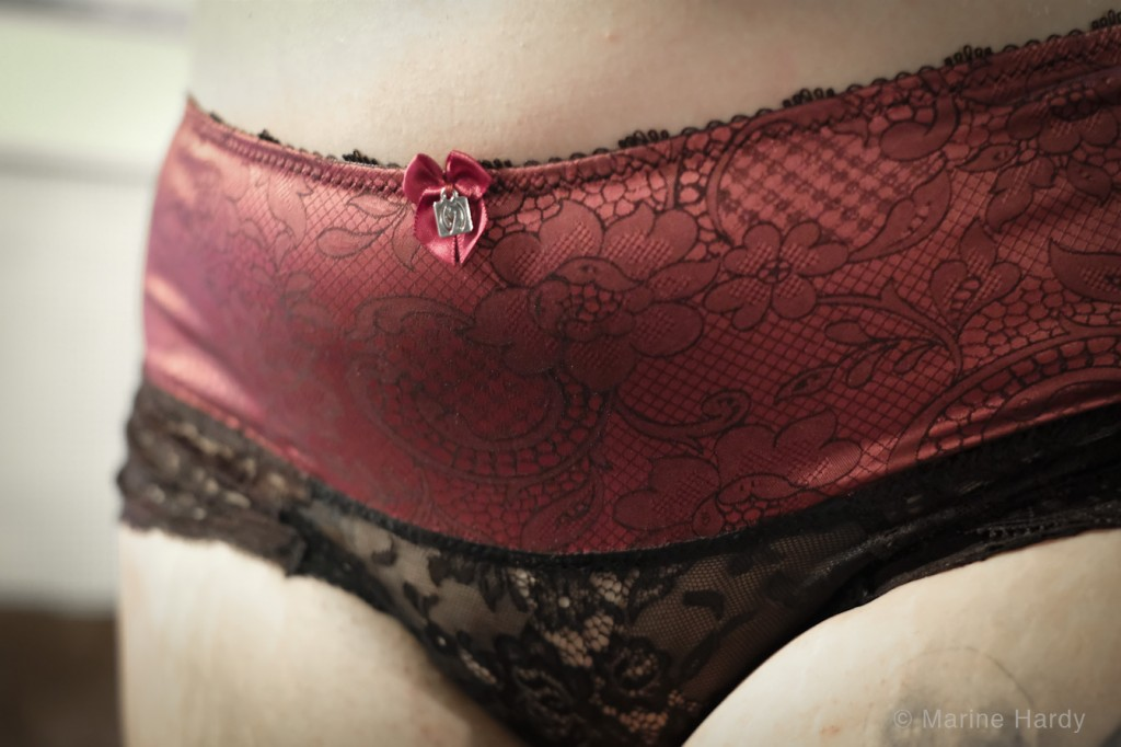 lingerie indiscrete_zoom shorty face